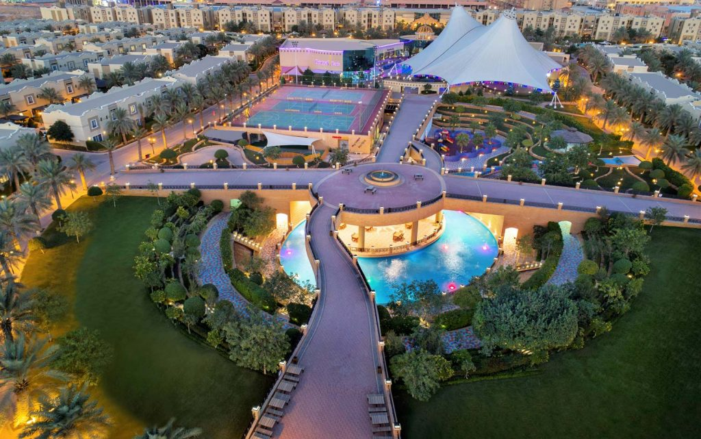 wetsren compound in riyadh for expats