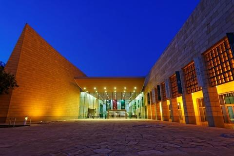 National Museum-where-to-go-in-riyadh